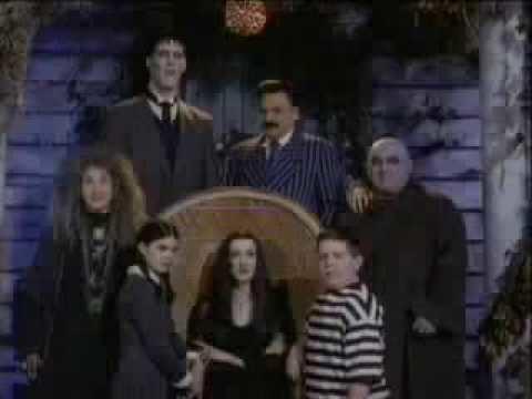 The New Addams Family The New Addams Family Opening YouTube