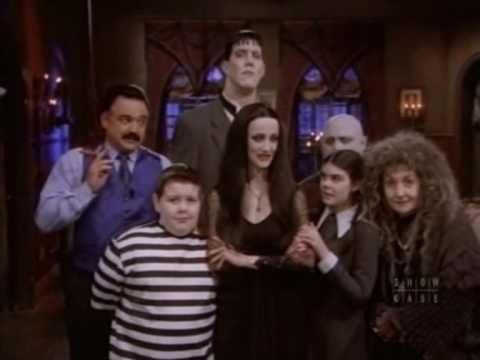 The New Addams Family The New Addams Family Catastrophias Career YouTube