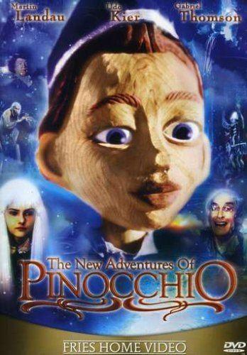 The New Adventures of Pinocchio (film) Amazoncom The New Adventures of Pinocchio Udo Kier Martin Landau