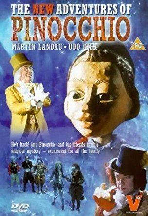 The New Adventures of Pinocchio (film) The New Adventures Of Pinocchio DVD Amazoncouk Martin Landau