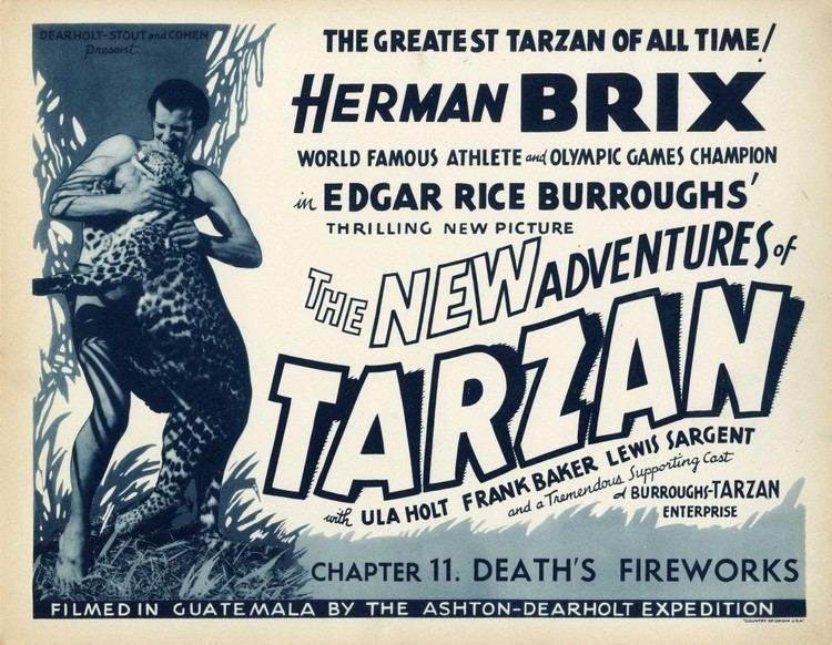 The New Adventures of Tarzan The New Adventures of Tarzan Chapter 1 1935 Classic Serial YouTube