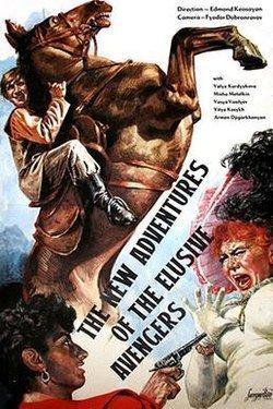 The New Adventures of the Elusive Avengers httpsuploadwikimediaorgwikipediaenthumbc