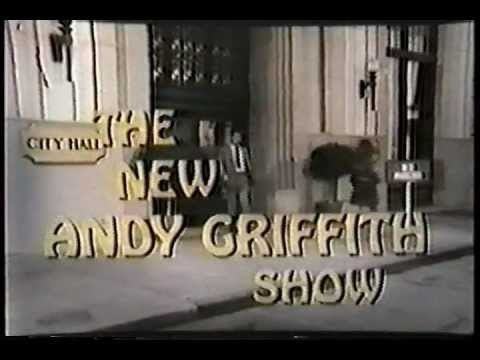 The New Andy Griffith Show NEW ANDY GRIFFITH SHOW opening credits with sponsor YouTube