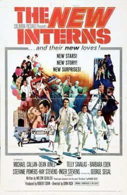 The New Interns movie poster