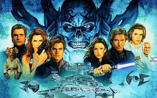 The New Jedi Order The New Jedi Order As Good As We Remembered on Fangirl Chat