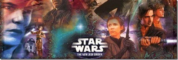The New Jedi Order The New Jedi Order Fantasy Book Review