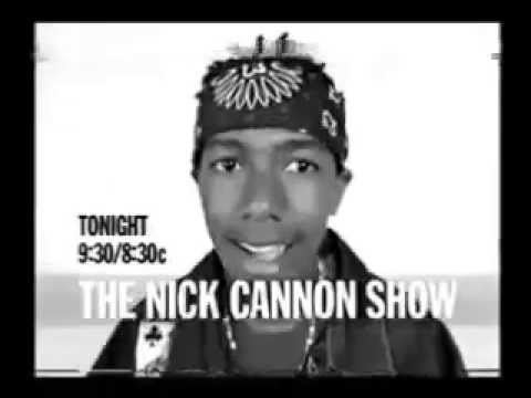 The Nick Cannon Show The Nick Cannon Show Promo Making Waves 2002 YouTube