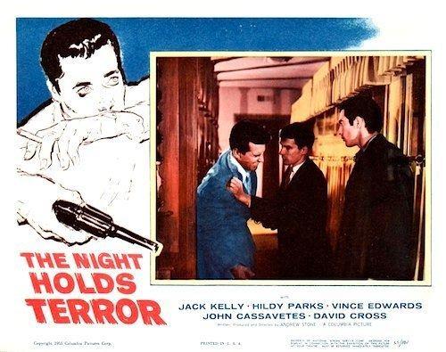 The Night Holds Terror NIGHT HOLDS TERROR DVD 1955 Movie on DVD JD Hoolums NIGHT HOLDS