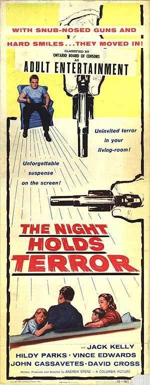 The Night Holds Terror Night Holds Terror movie posters at movie poster warehouse