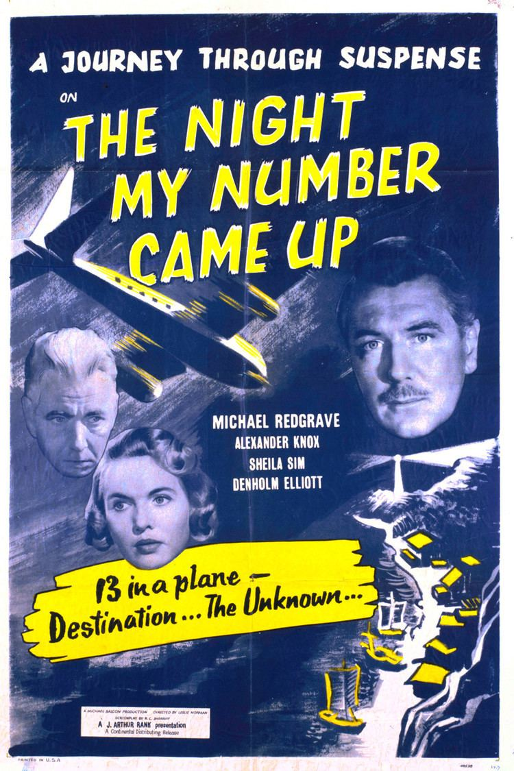 The Night My Number Came Up wwwgstaticcomtvthumbmovieposters44686p44686