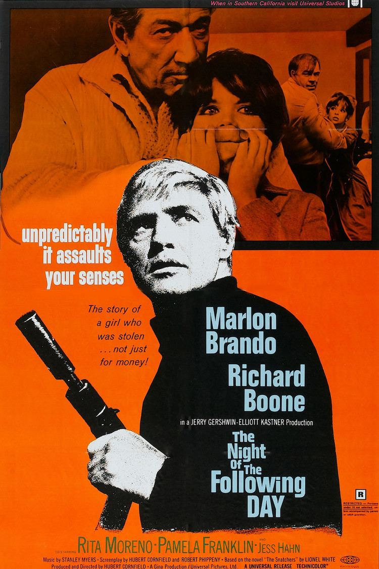 The Night of the Following Day wwwgstaticcomtvthumbmovieposters39460p39460