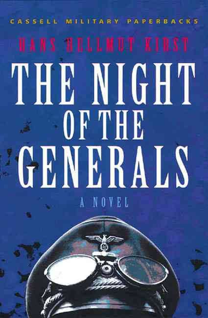 The Night of the Generals (novel) t2gstaticcomimagesqtbnANd9GcTbdvigtK0nFinCeP