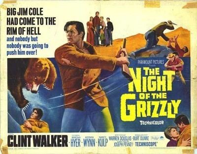The Night of the Grizzly The Night of the Grizzly Bluray DVD Talk Review of the Bluray