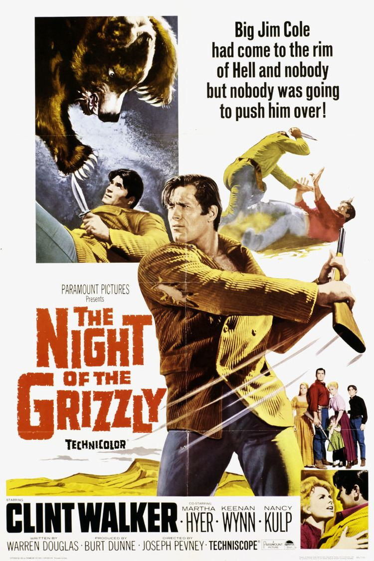 The Night of the Grizzly wwwgstaticcomtvthumbmovieposters1664p1664p