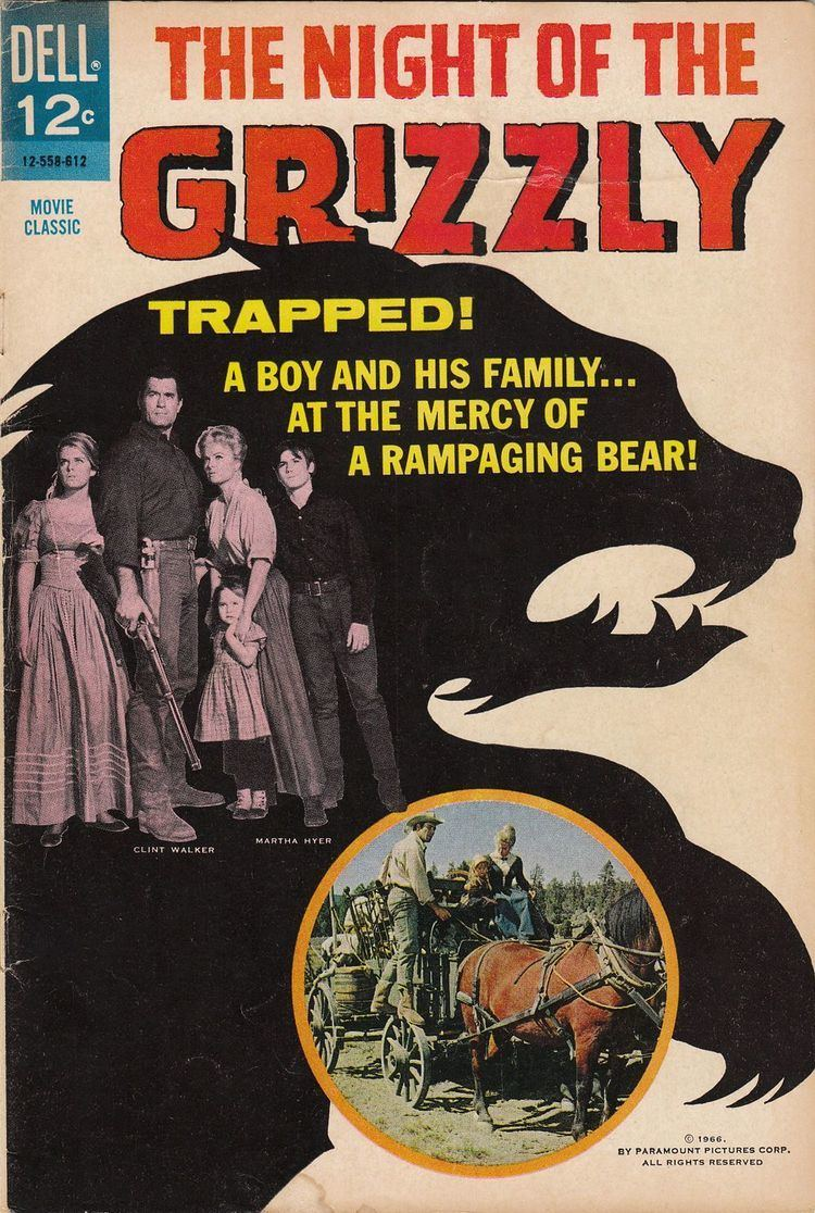 The Night of the Grizzly 1966 My Favorite Year The Night of the Grizzly