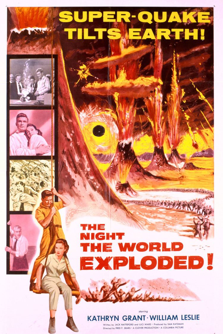 The Night the World Exploded wwwgstaticcomtvthumbmovieposters42258p42258