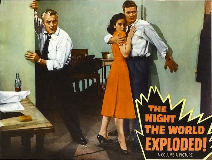 The Night the World Exploded DVD Review The Night The World Exploded 1957 The Hannibal 8