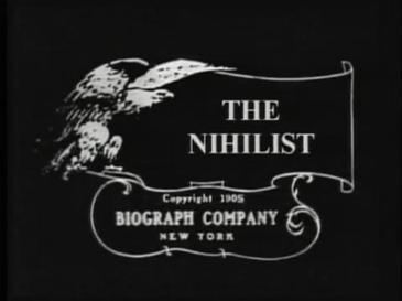 The Nihilist (film) movie poster