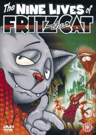 The Nine Lives of Fritz the Cat The Nine Lives Of Fritz The Cat 1974 DVD Amazoncouk Skip