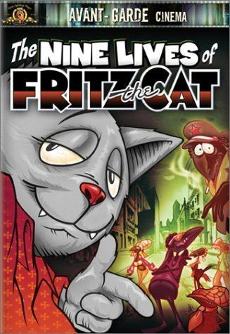 The Nine Lives of Fritz the Cat Amazoncom The Nine Lives of Fritz the Cat Skip Hinnant Reva Rose