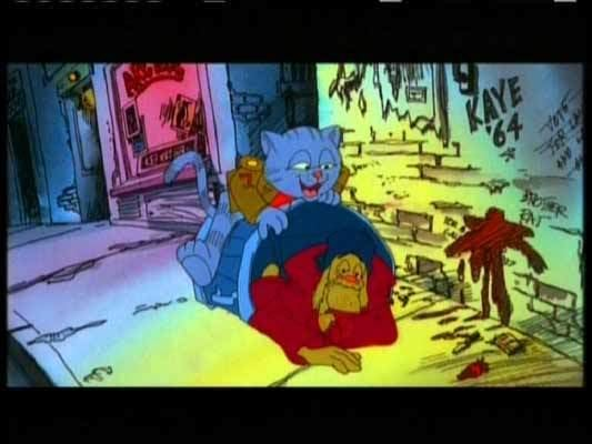 The Nine Lives of Fritz the Cat myReviewercom JPEG Screenshot from Nine Lives of Fritz the Cat The