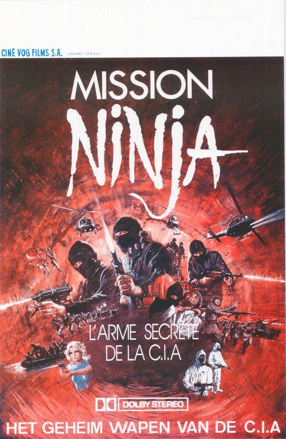 The Ninja Mission imgmoviepostershopcomtheninjamissionmoviepo