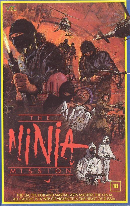 The Ninja Mission The Ninja Mission 1984 Ninjas All The Way Down