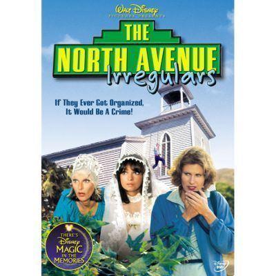 The North Avenue Irregulars The North Avenue Irregulars Disney Movies