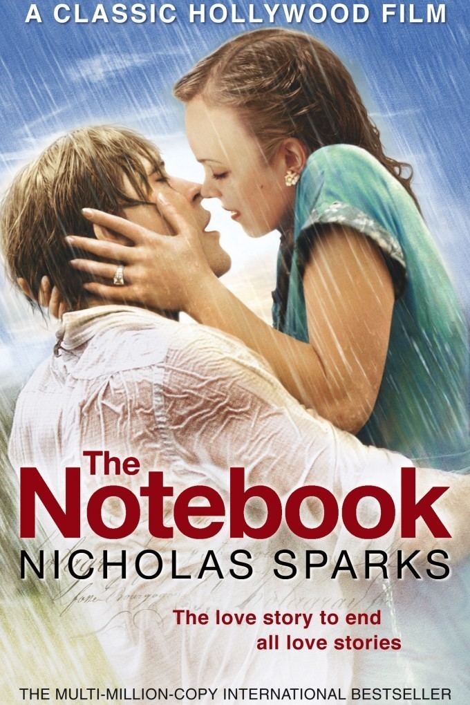 The Notebook Nicholas Sparks UK The Notebook