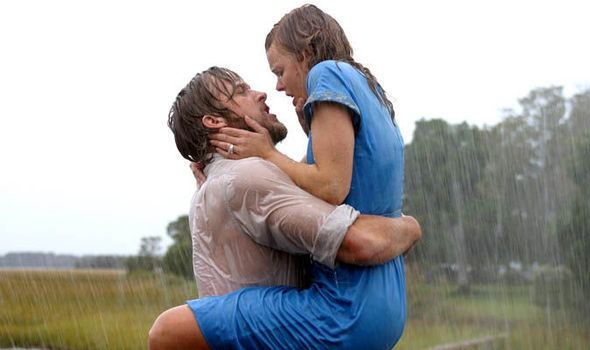 The Notebook The Notebook remake Ryan Gosling and Rachel McAdams tearjerker