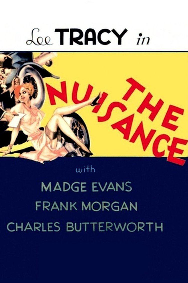 The Nuisance (1933 film) wwwgstaticcomtvthumbmovieposters5871p5871p