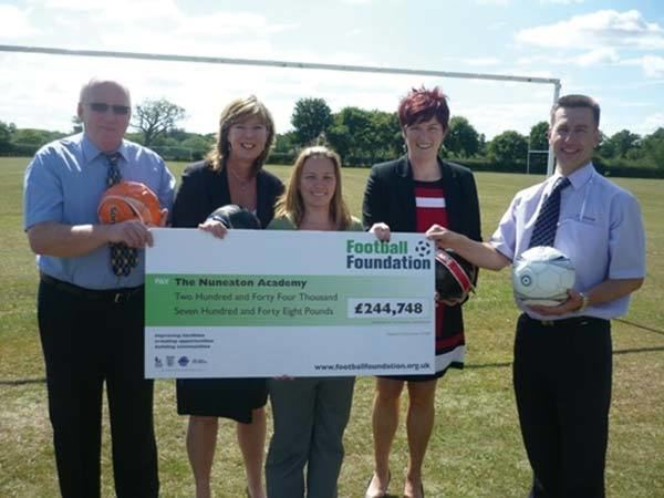 The Nuneaton Academy New 3G football pitch to be built at The Nuneaton Academy Football
