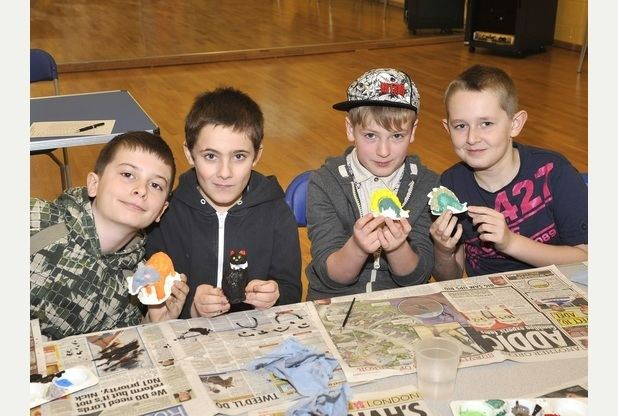 The Nuneaton Academy Eggciting events for young people Nuneaton News