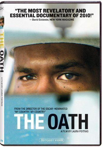 The Oath (2010 film) Amazoncom The Oath Salim Hamdan Abu Jandal Laura Poitras