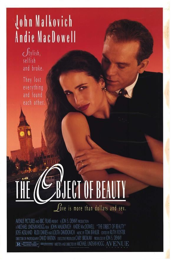 The Object of Beauty The Object of Beauty Movie Posters From Movie Poster Shop