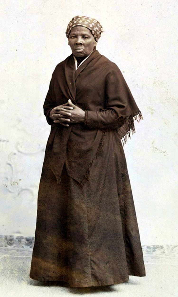 The Odds Against Her THEATER Harriet Tubman With All the Odds Against Her Choice