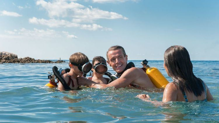 The Odyssey (film) Watch First International Trailer For Jacques Cousteau Biopic The