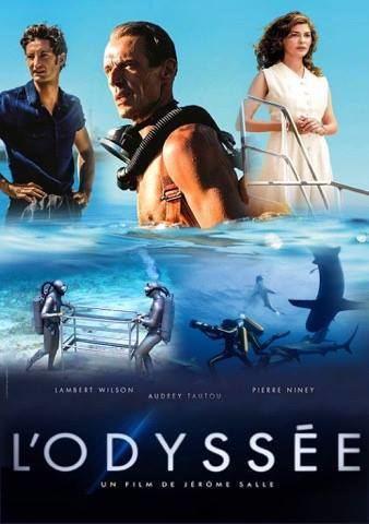 The Odyssey (film) The Odyssey 2016 HD DVD