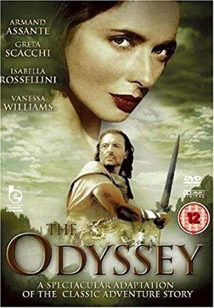 The Odyssey (miniseries) The Odyssey 1997 DVD 2007 Amazoncouk Armand Assante Greta