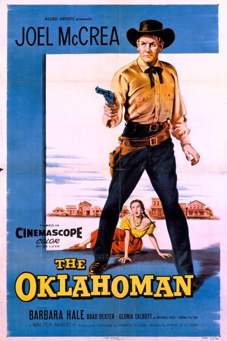 The Oklahoman (film) wwwgstaticcomtvthumbmovieposters6588p6588p