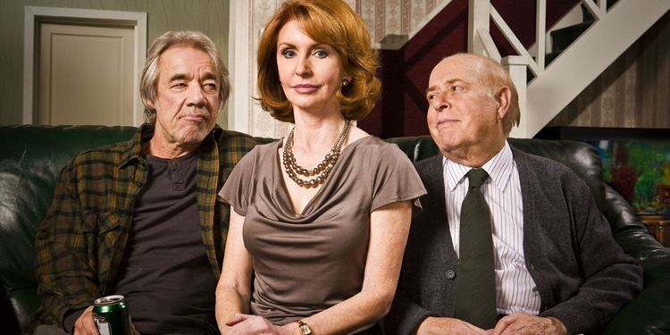 The Old Guys The Old Guys BBC1 Sitcom British Comedy Guide