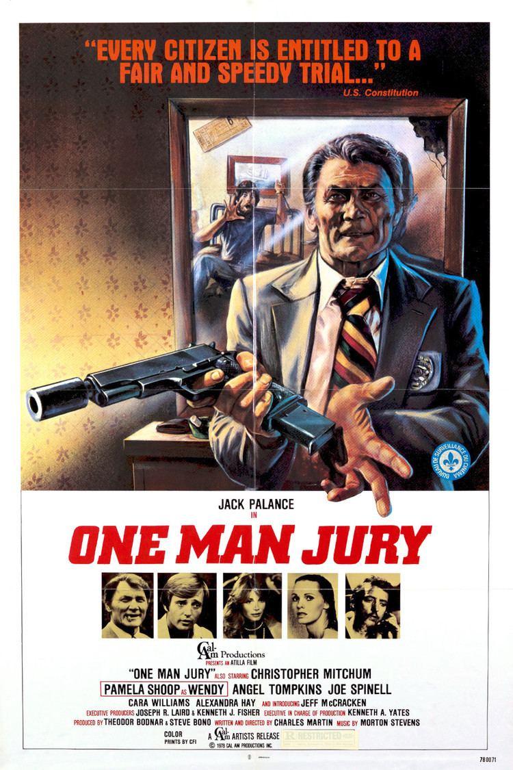 The One Man Jury wwwgstaticcomtvthumbmovieposters40164p40164