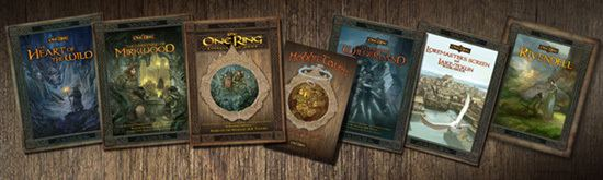 The One Ring Roleplaying Game The One Ring Roleplaying Game Cubicle 7