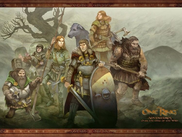 The One Ring Roleplaying Game Original System Lord On Dwarves Hope and the One Ring