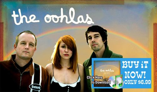 The Oohlas the oohlas on PureVolume