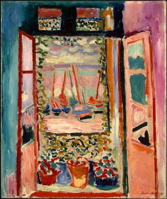The Open Window (Matisse) The Open Window Matisse Wikipedia