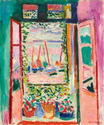 The Open Window (Matisse) mediangagovpublicobjects106384106384pr