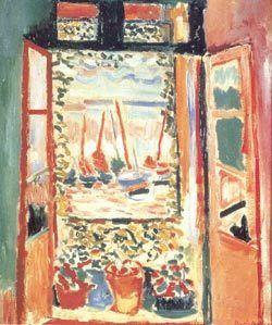 The Open Window (Matisse) The Art of Henri Matisse