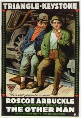 The Other Man (1916 film) movie poster