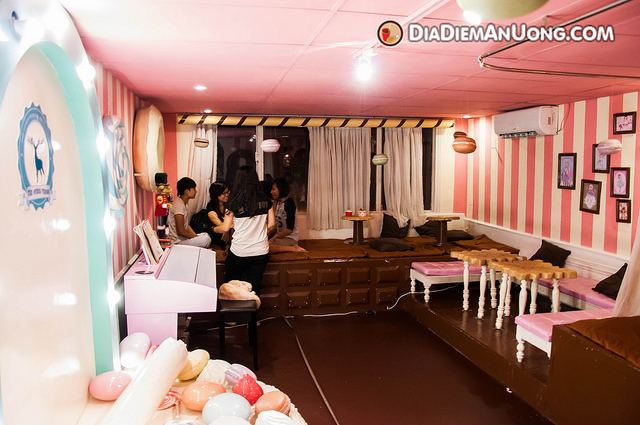 The Other Person Qun 1 The Other Person Maid cafe phong cch l t ai bit